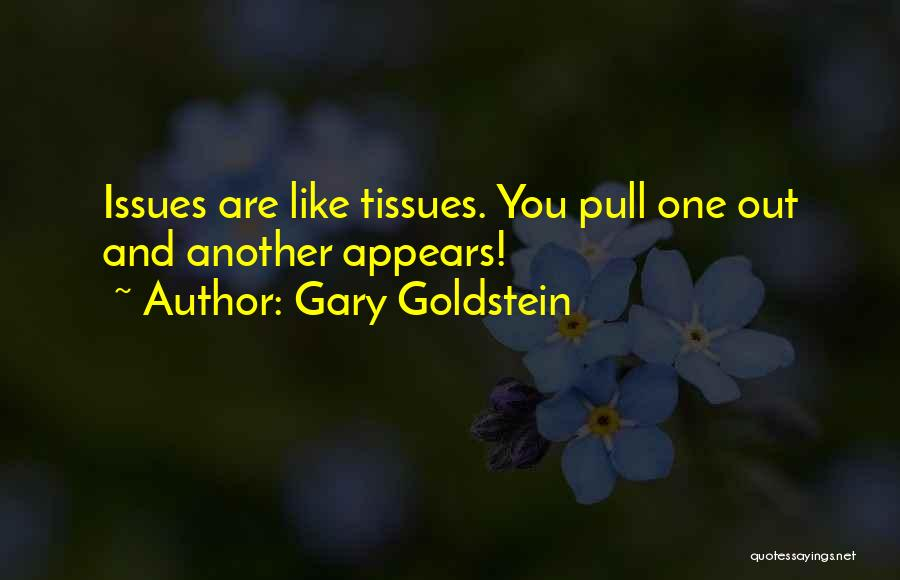 Addiction Recovery Quotes By Gary Goldstein