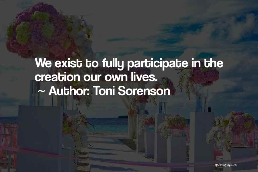 Addiction Recovery Quotes By Toni Sorenson
