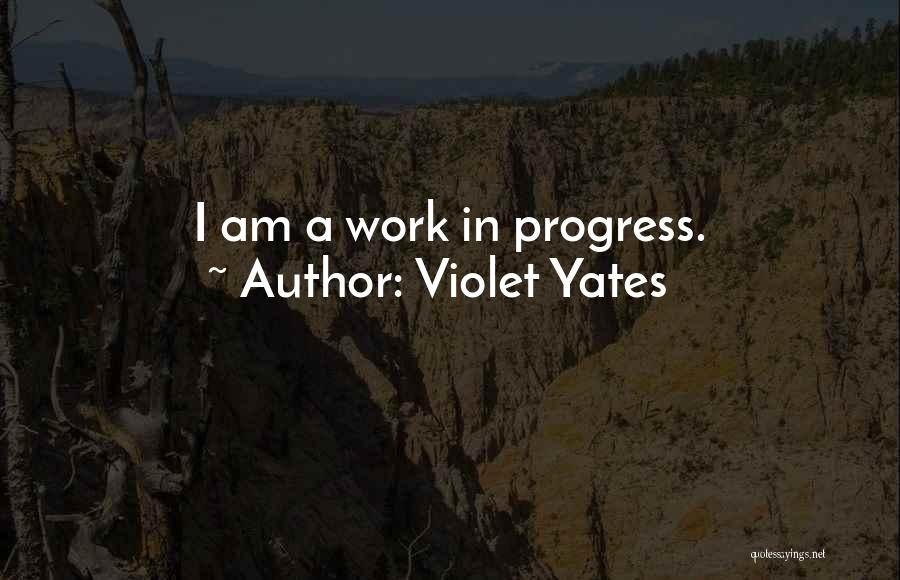 Addiction Recovery Quotes By Violet Yates