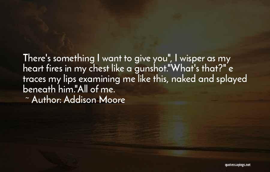 Addison Moore Quotes 1428935