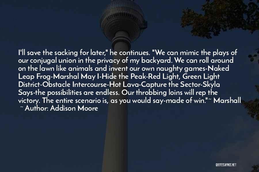 Addison Moore Quotes 445423