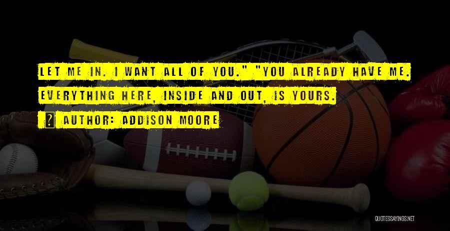 Addison Moore Quotes 582756