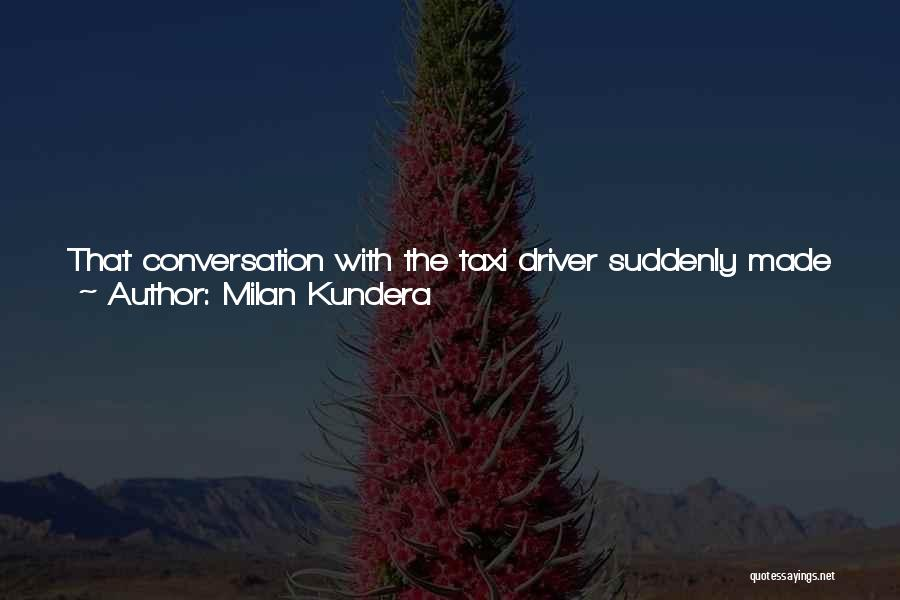 Address Books Quotes By Milan Kundera
