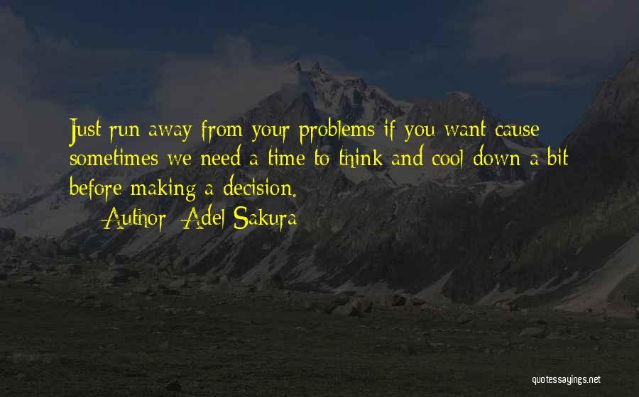 Adel Sakura Quotes 1925293