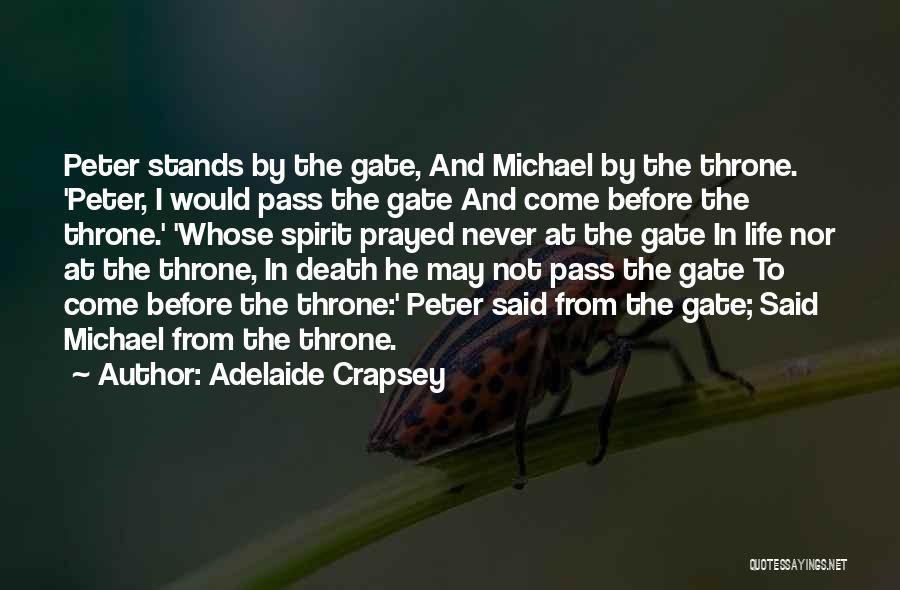 Adelaide Crapsey Quotes 1045394