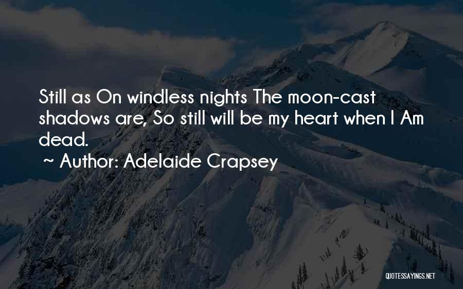 Adelaide Crapsey Quotes 1140046