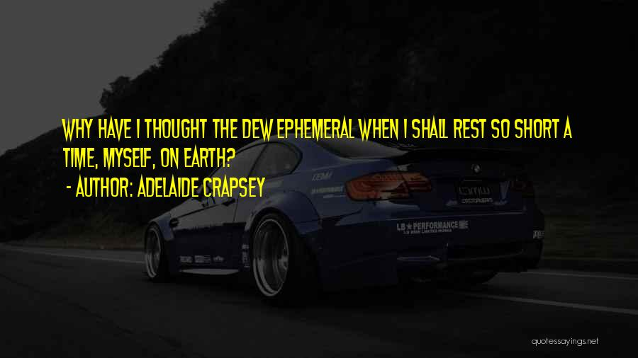 Adelaide Crapsey Quotes 1435511