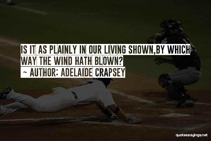 Adelaide Crapsey Quotes 147334