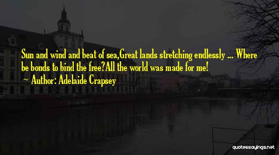 Adelaide Crapsey Quotes 2122165