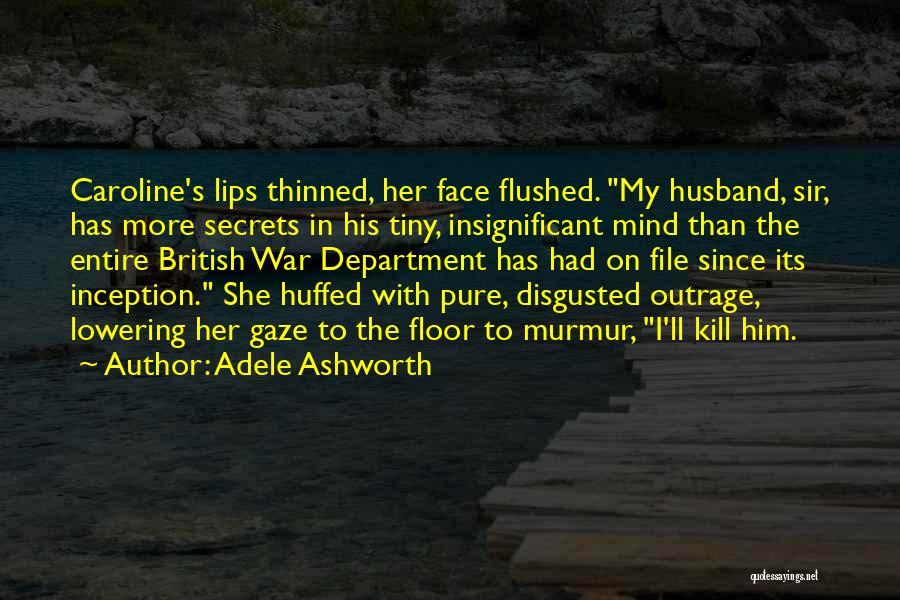 Adele Ashworth Quotes 1627746