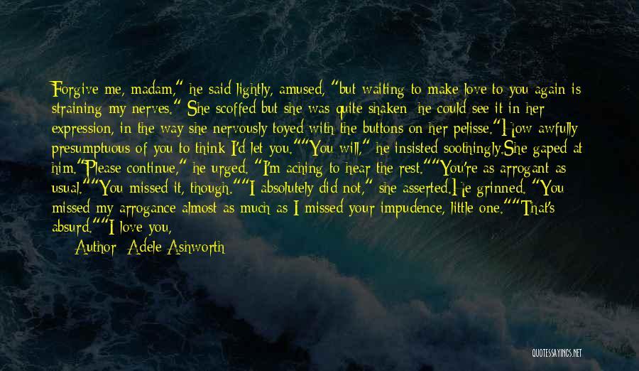 Adele Ashworth Quotes 309902
