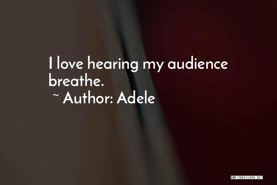Adele Quotes 1220183