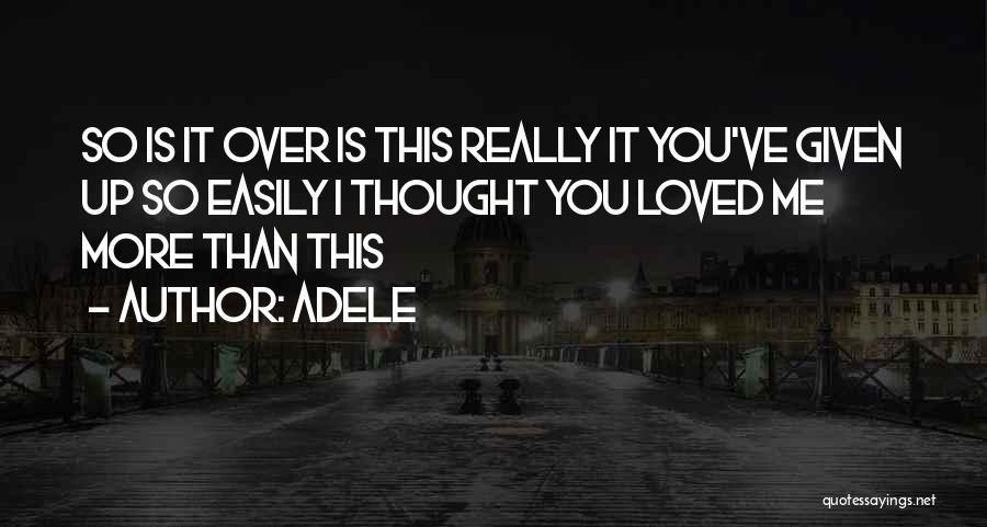 Adele Quotes 1442553