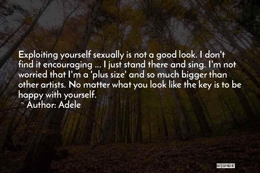 Adele Quotes 1637721