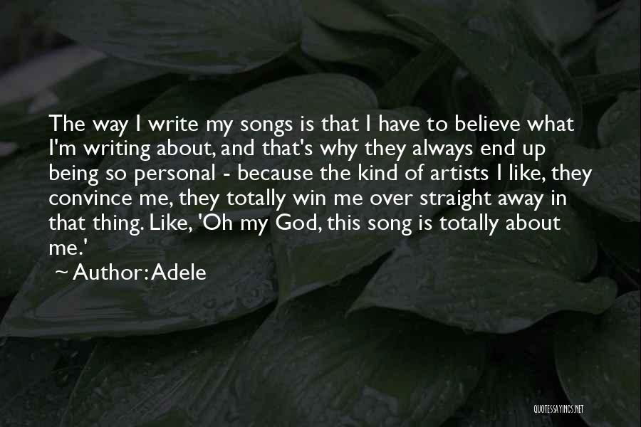 Adele Quotes 1759225