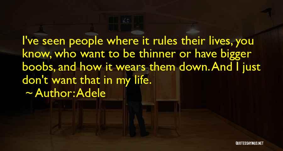Adele Quotes 1834424