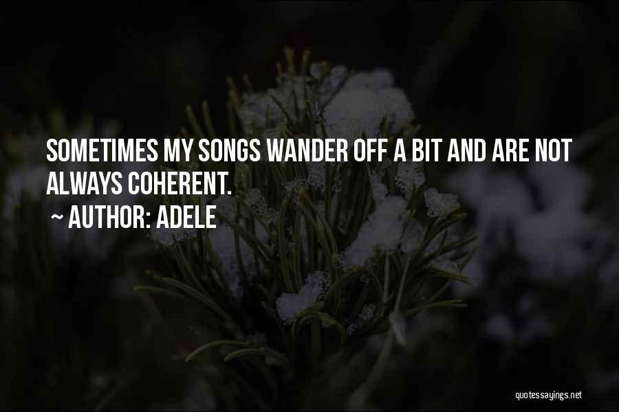 Adele Quotes 1881065