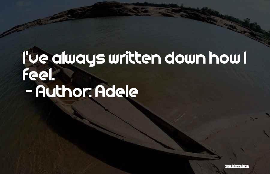 Adele Quotes 2066753