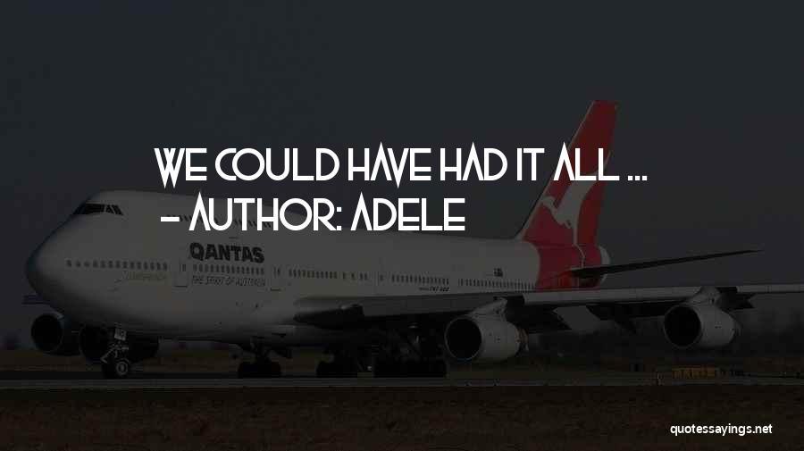 Adele Quotes 2124313