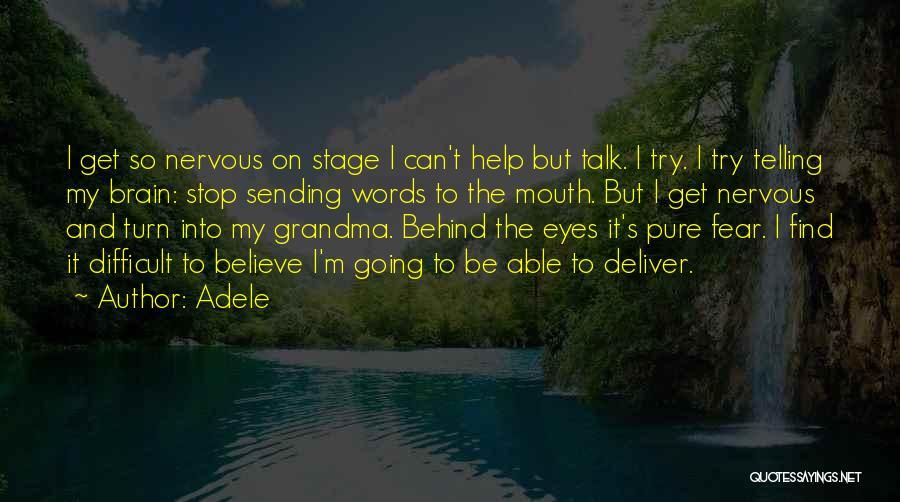 Adele Quotes 2146896