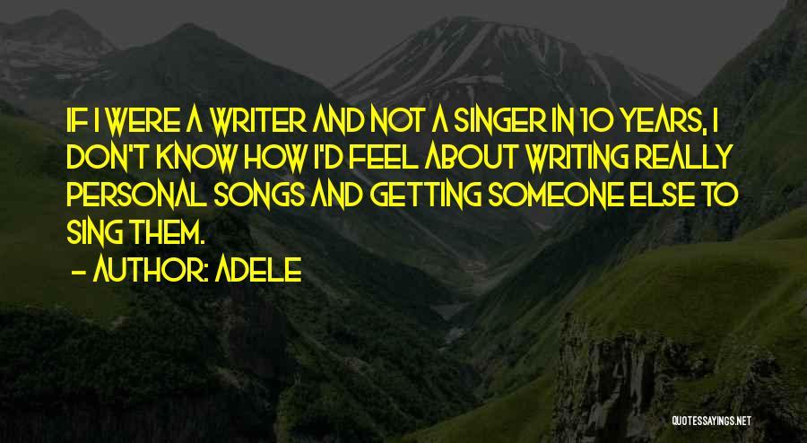 Adele Quotes 596718
