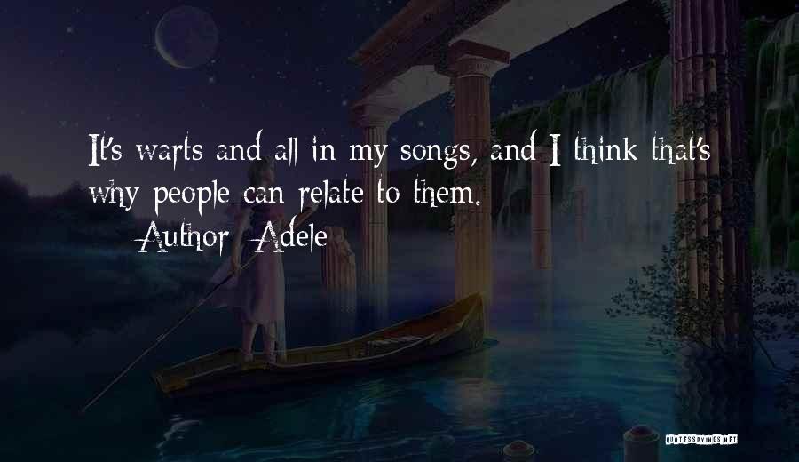 Adele Quotes 598347