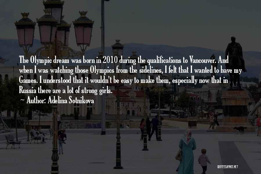 Adelina Sotnikova Quotes 178636