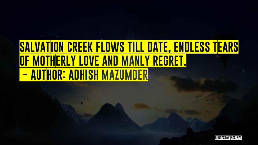 Adhish Mazumder Quotes 1516768