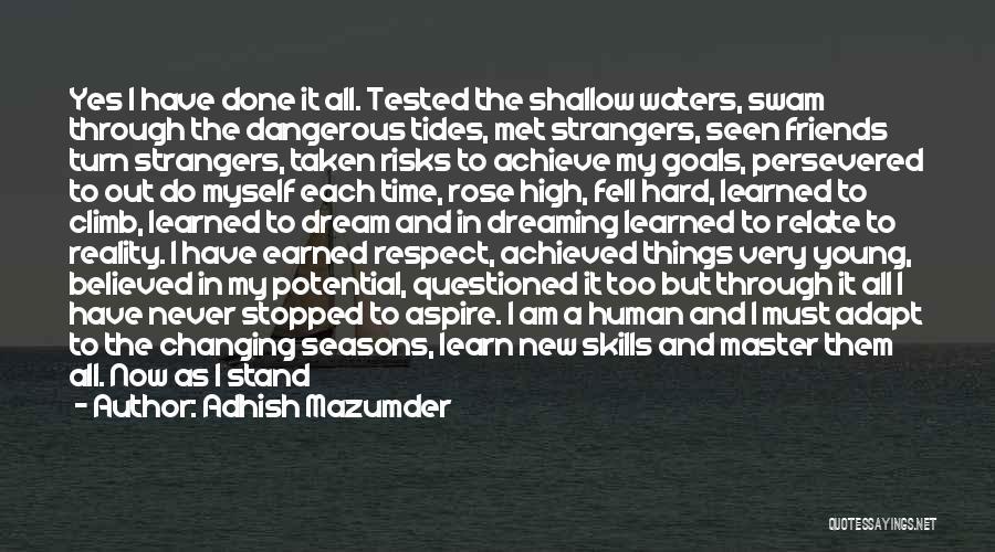 Adhish Mazumder Quotes 1792443