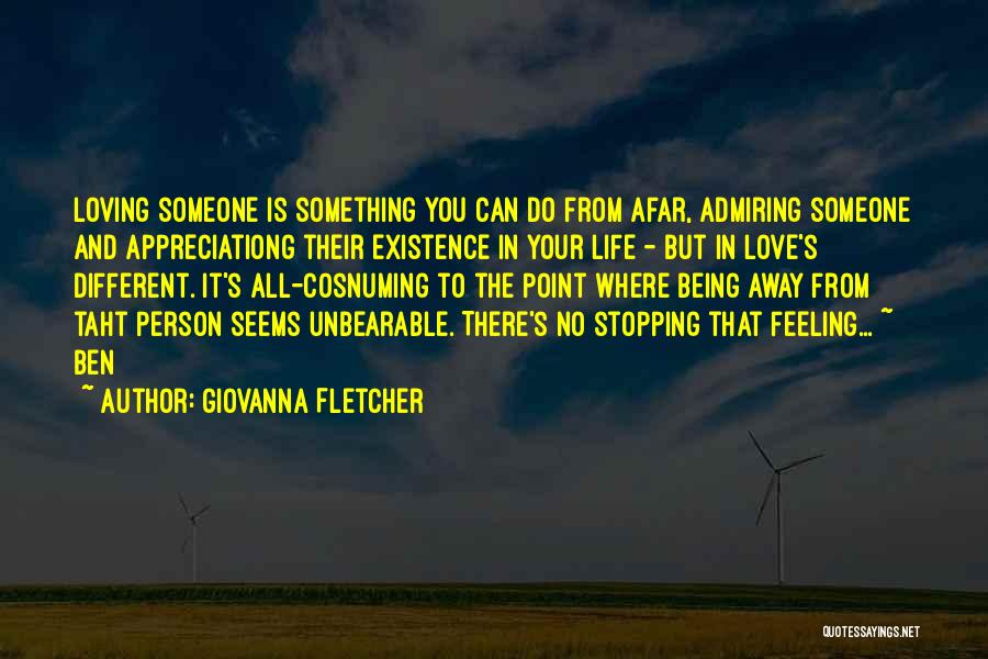 Admiring Life Quotes By Giovanna Fletcher