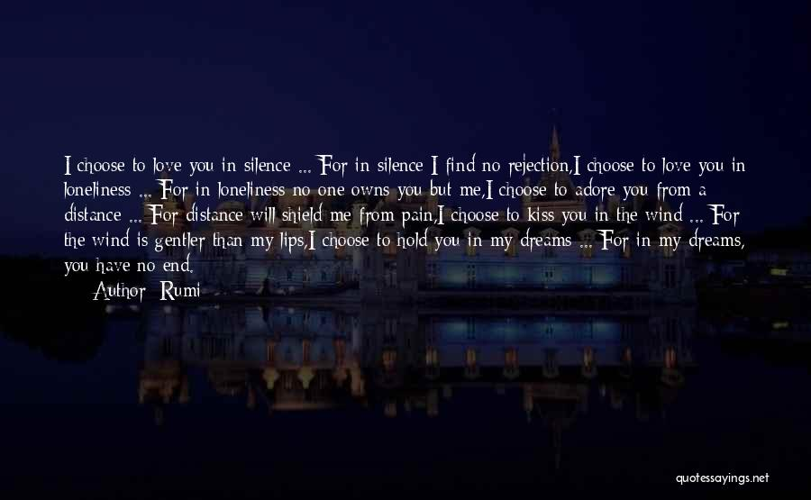 Adore You My Love Quotes By Rumi