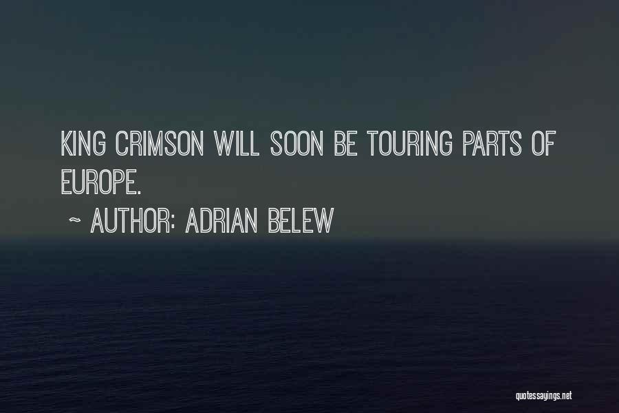 Adrian Belew Quotes 843968