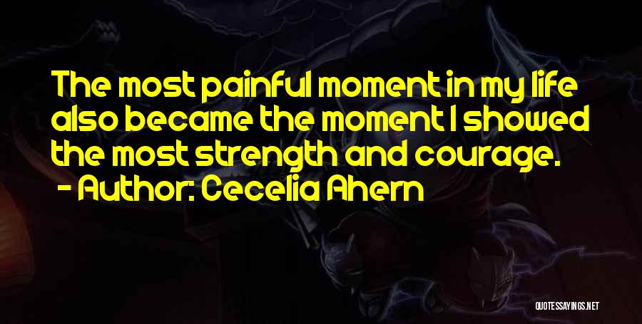 Adversity Quotes By Cecelia Ahern