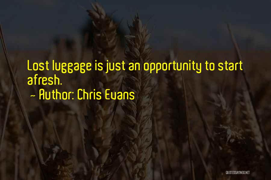 Adversity Quotes By Chris Evans