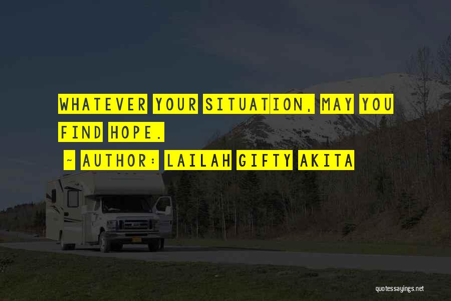 Adversity Quotes By Lailah Gifty Akita