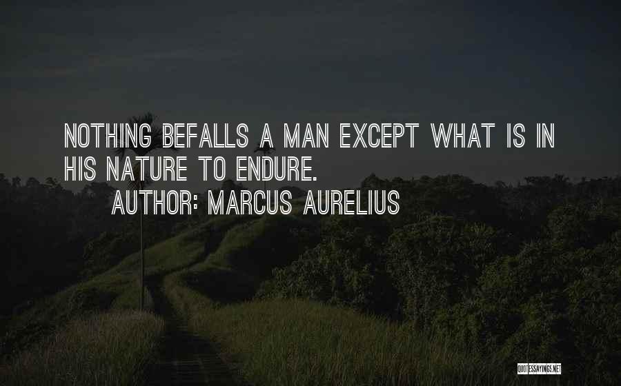 Adversity Quotes By Marcus Aurelius