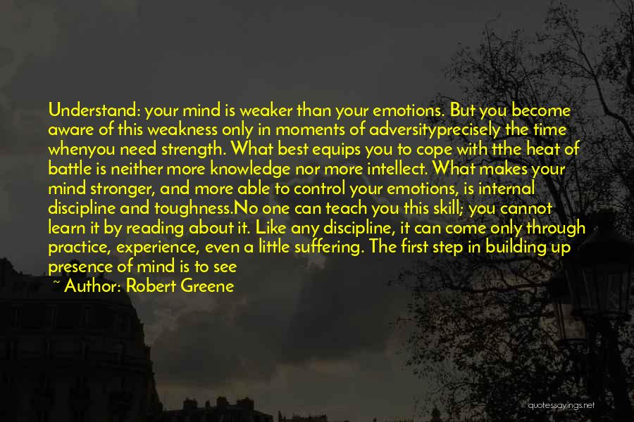 Adversity Quotes By Robert Greene