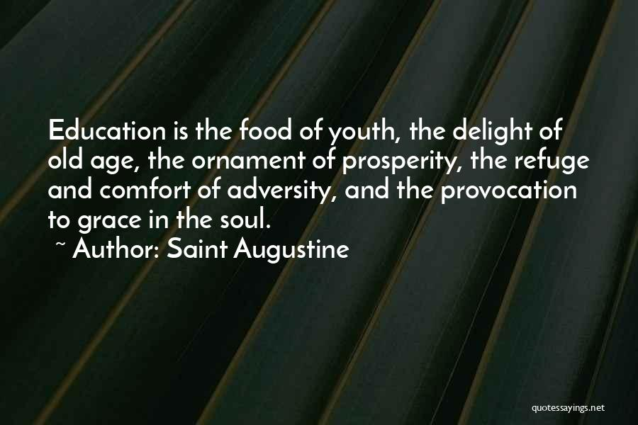 Adversity Quotes By Saint Augustine