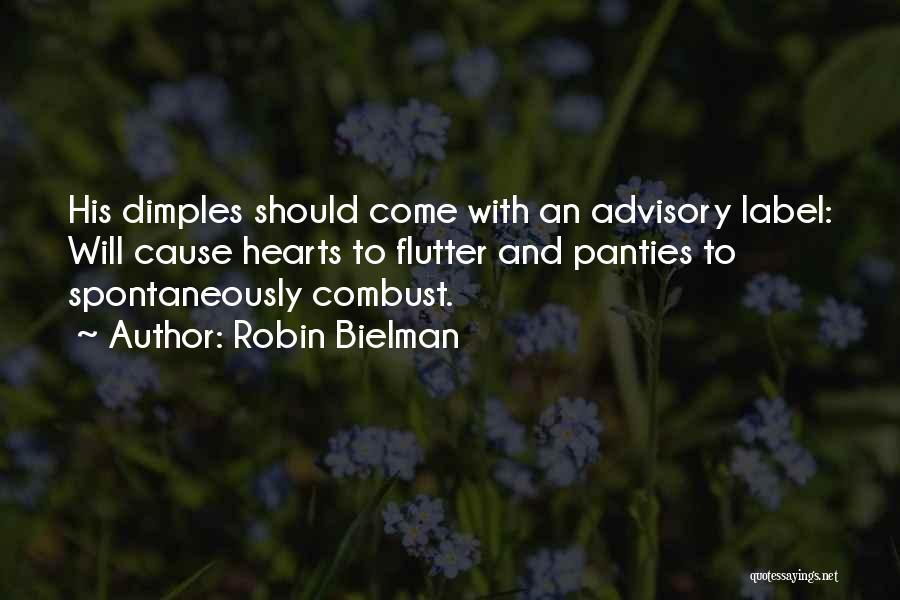 Advisory Quotes By Robin Bielman
