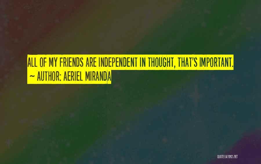 Aeriel Miranda Quotes 1184723