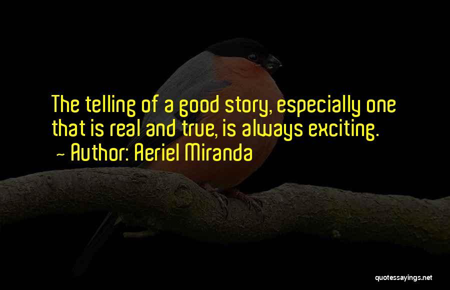 Aeriel Miranda Quotes 2232683
