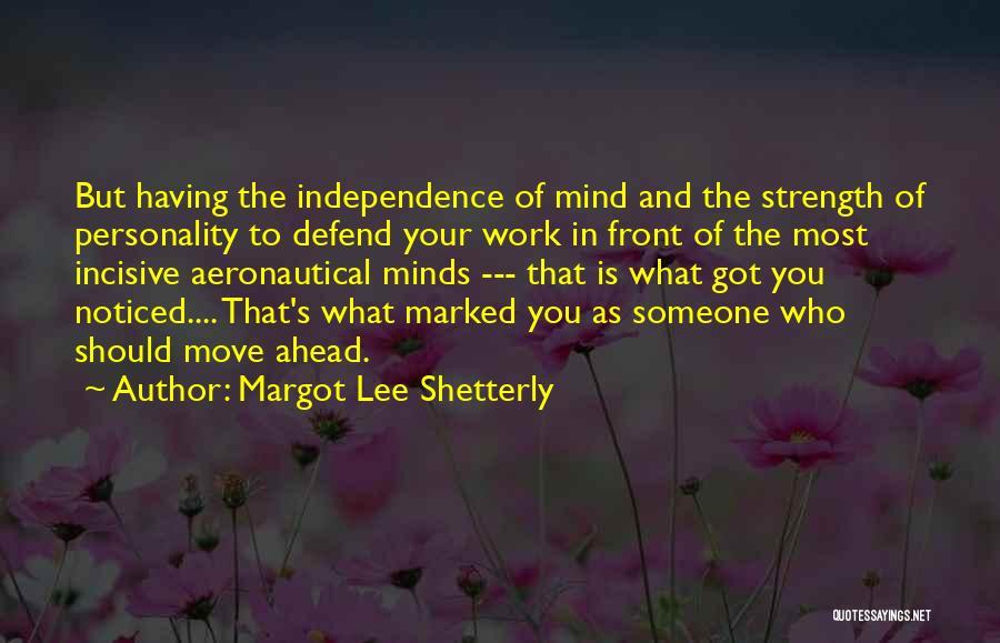 Aeronautical Quotes By Margot Lee Shetterly