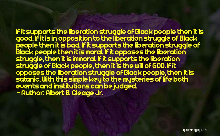 African Nationalism Quotes By Albert B. Cleage Jr.