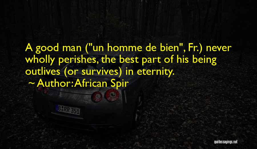 African Spir Quotes 1113529