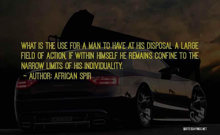 African Spir Quotes 1124427