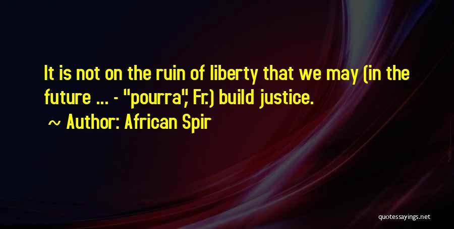 African Spir Quotes 1822829