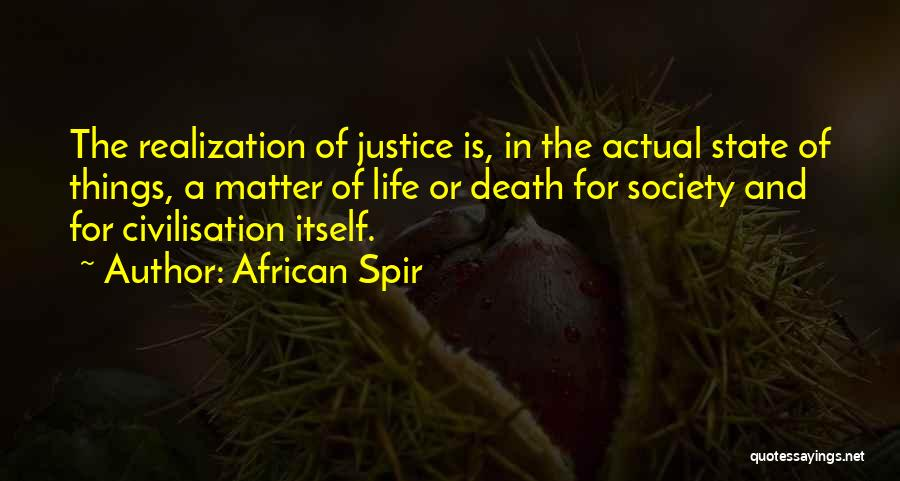 African Spir Quotes 1890471