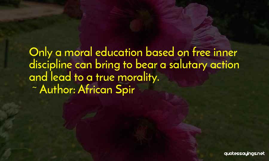 African Spir Quotes 2181025