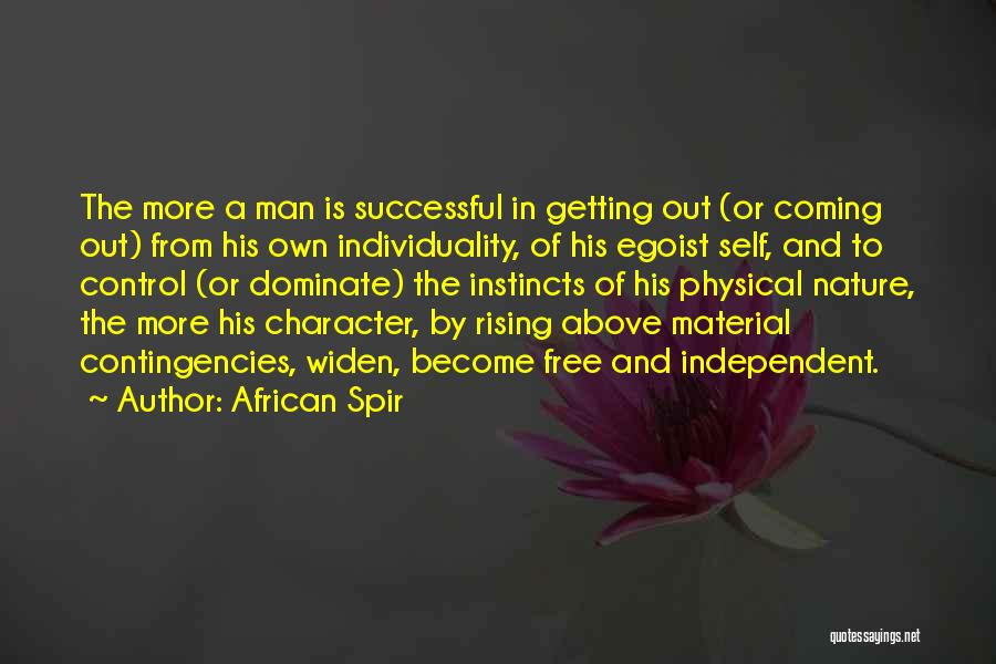 African Spir Quotes 290995