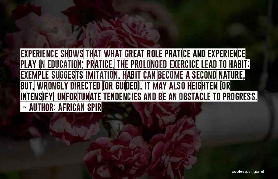 African Spir Quotes 430542